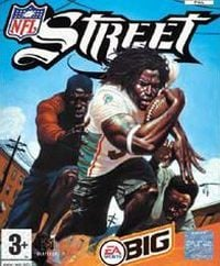 Game Box for NFL Street (XBOX)