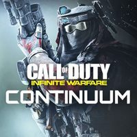 Okładka Call of Duty: Infinite Warfare - Continuum (PS4)