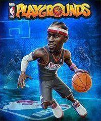 Okładka NBA Playgrounds (PS4)