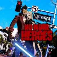 Game Box for No More Heroes (Wii)
