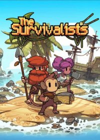 Game Box for The Survivalists (PC)