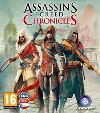 Game Box for Assassin's Creed Chronicles: Trilogy (PC)