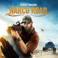 Okładka Tom Clancy's Ghost Recon: Wildlands - Narco Road (PC)