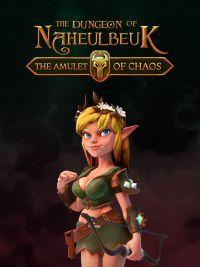 Okładka The Dungeon of Naheulbeuk: The Amulet of Chaos (PC)