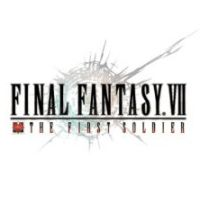 Final Fantasy VII: The First Soldier (AND cover