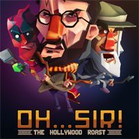 Okładka Oh...Sir! The Hollywood Roast (PC)