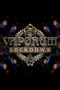 Game Box for Vaporum: Lockdown (PC)