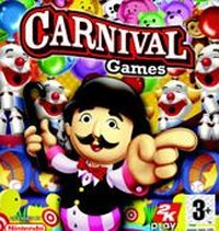 Game Box for Carnival Games (2007) (NDS)