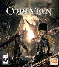 Okładka Code Vein (PS4)