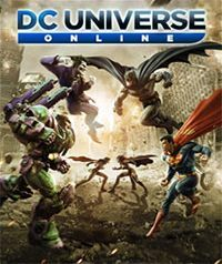 Game Box for DC Universe Online (PC)