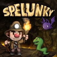 Spelunky HD (PC cover