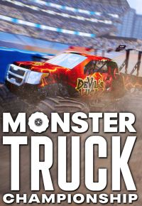 Game Box for Monster Truck Championship (PC)