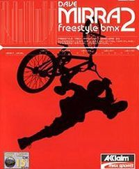 Dave Mirra Freestyle BMX 2 (GCN cover