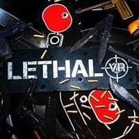 Okładka Lethal VR (PS4)