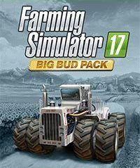 Okładka Farming Simulator 17: Big Bud DLC (PC)