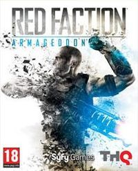 Okładka Red Faction: Armageddon (PC)