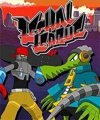 Game Box for Lethal League (PC)