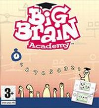 Okładka Big Brain Academy (Wii)
