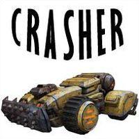 Okładka Crasher (PC)