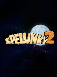 Game Box for Spelunky 2 (PC)