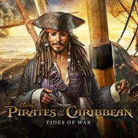 Game Box for Pirates of the Caribbean: Tides of War (AND)