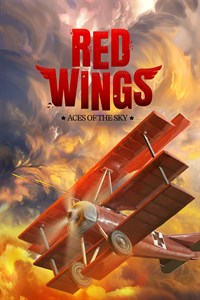 Okładka Red Wings: Aces of the Sky (PC)