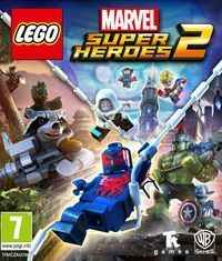 Game Box for LEGO Marvel Super Heroes 2 (PC)
