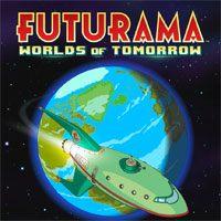 Okładka Futurama: Worlds of Tomorrow (iOS)