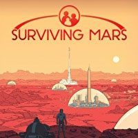 Game Box for Surviving Mars (PC)