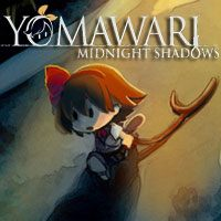 Okładka Yomawari: Midnight Shadows (PSV)