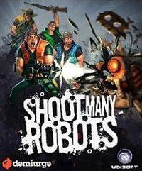 Okładka Shoot Many Robots (PS3)