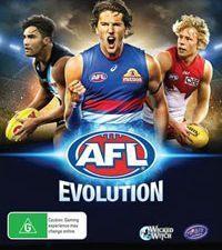 Game Box for AFL Evolution (PC)