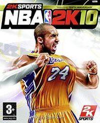 Okładka NBA 2K10 (PC)