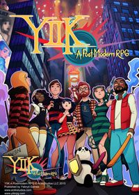 Game Box for YIIK: A Postmodern RPG (PC)
