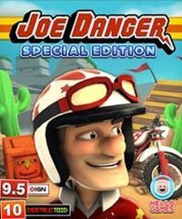 Okładka Joe Danger (PSV)