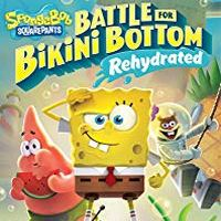 SpongeBob SquarePants: Battle for Bikini Bottom - Rehydrated cover