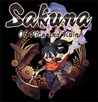 Game Box for Sakuna: Of Rice and Ruin (PC)