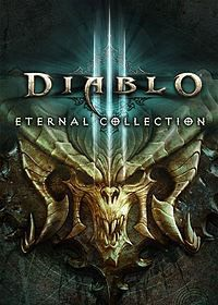 Game Box for Diablo III: Eternal Collection (PS4)