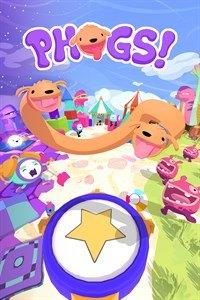 Okładka PHOGS! (PS4)