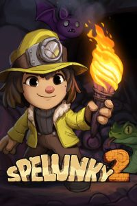 Spelunky 2 (PC cover