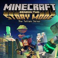 Okładka Minecraft: Story Mode - A Telltale Games Series - Season 2 (Switch)