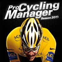 Okładka Pro Cycling Manager 2019 (PC)