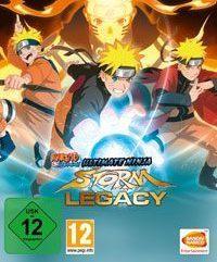 Game Box for Naruto Shippuden: Ultimate Ninja Storm Legacy (PC)