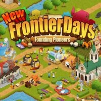 Okładka New Frontier Days: Founding Pioneers (Switch)