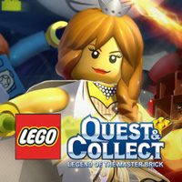 Okładka LEGO Quest & Collect (AND)