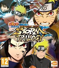 Game Box for Naruto Shippuden: Ultimate Ninja Storm Trilogy (PC)