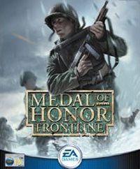 Okładka Medal of Honor: Frontline (PS2)