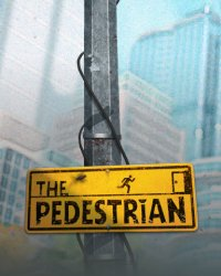 Game Box for The Pedestrian (PS5)