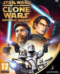 Okładka Star Wars: The Clone Wars - Republic Heroes (PC)