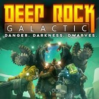 Game Box for Deep Rock Galactic (PC)